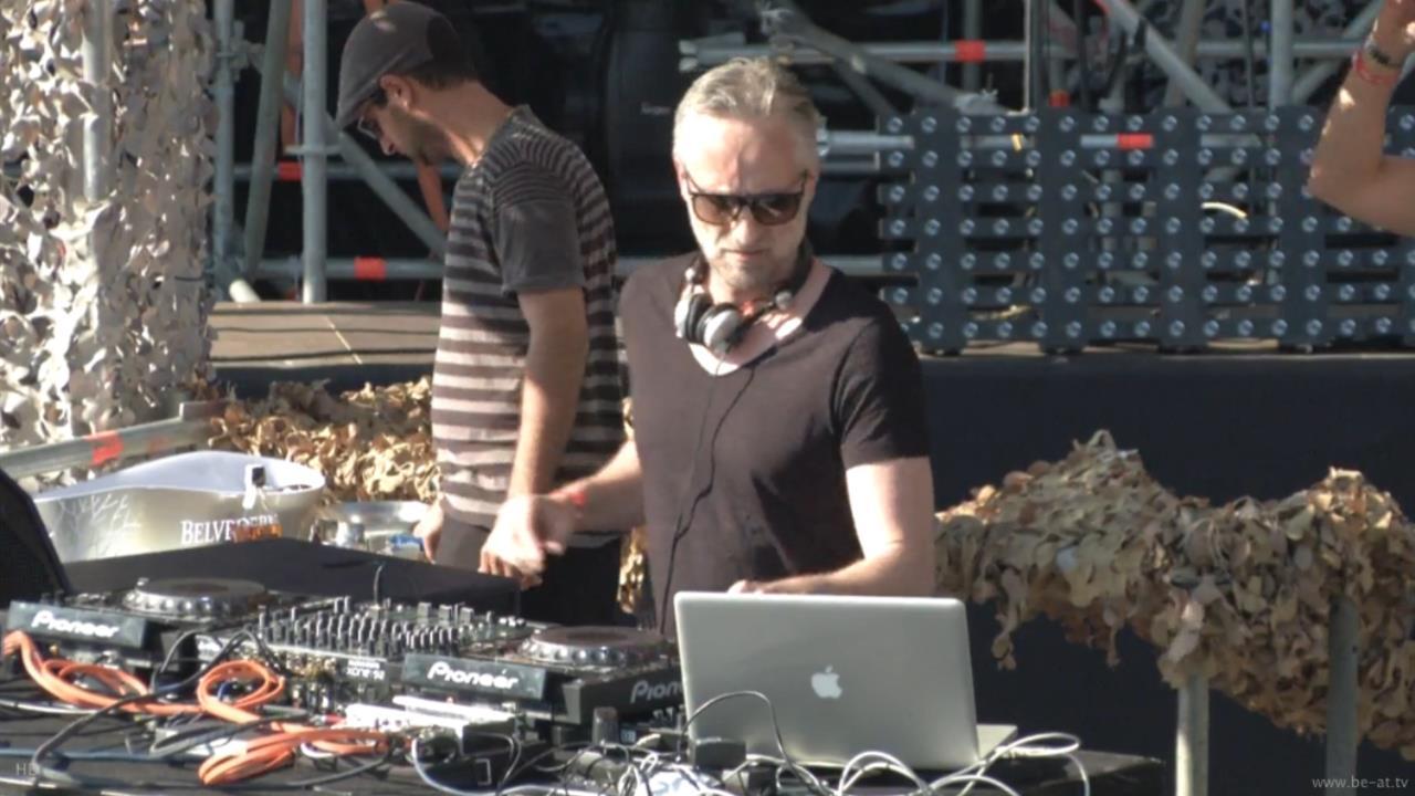 Michel Cleis - Live @ Space Opening Fiesta 2015
