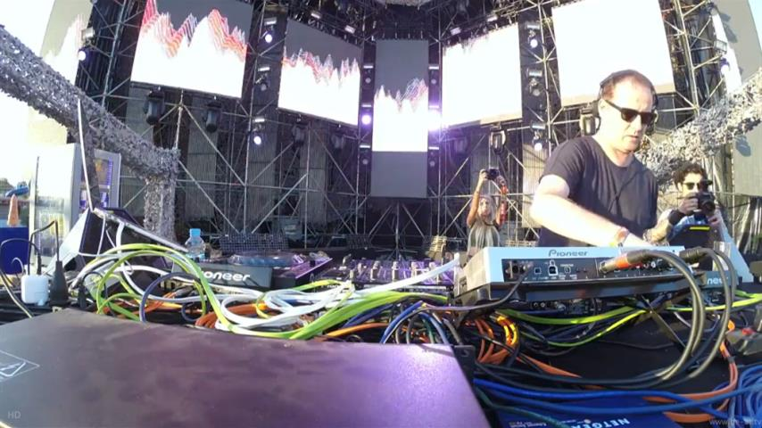 Sasha - Live @ Space Opening Fiesta 2015