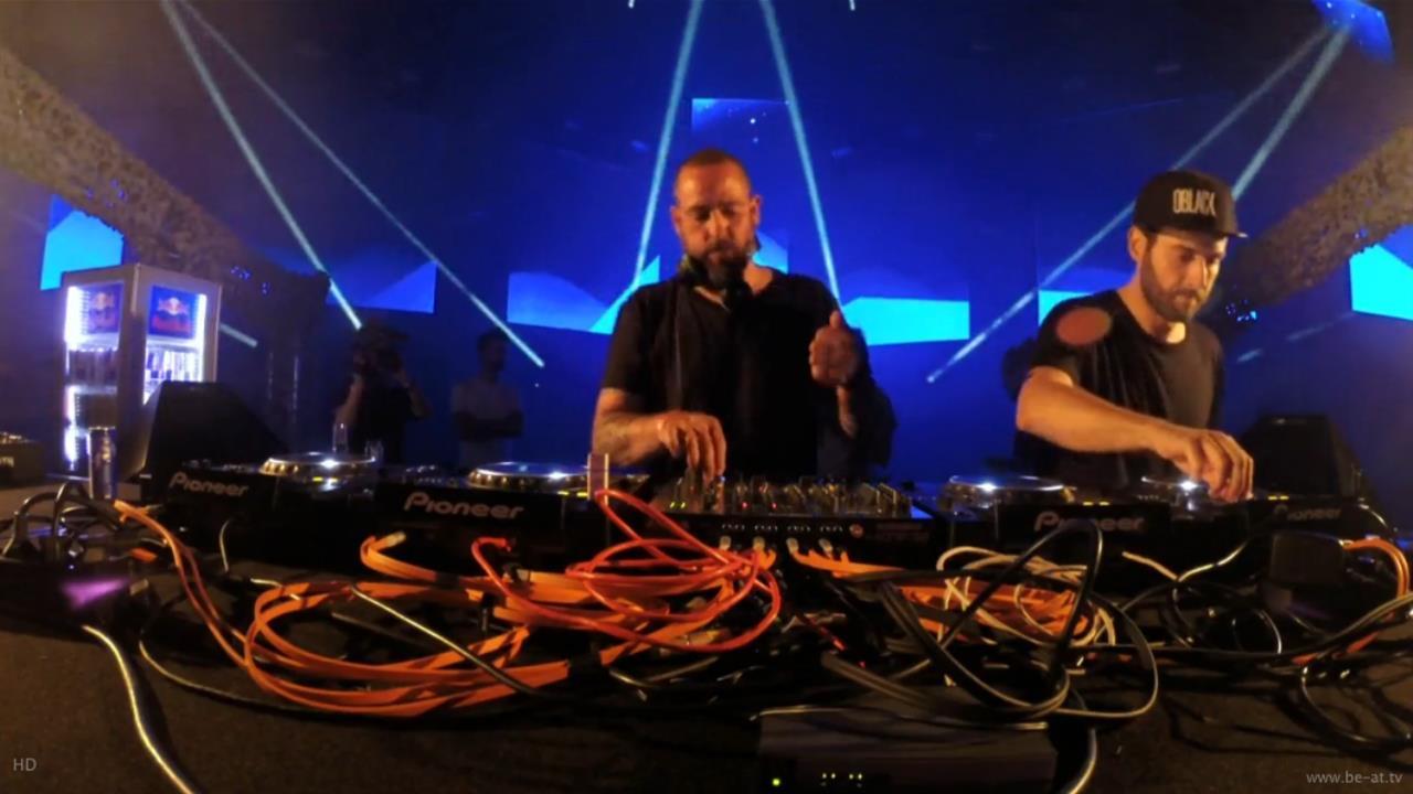 Javi Bora b2b Jose De Divina - Live @ Space Opening Fiesta 2015