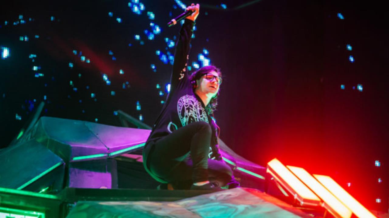 Skrillex - Live @ Ultra Japan 2015