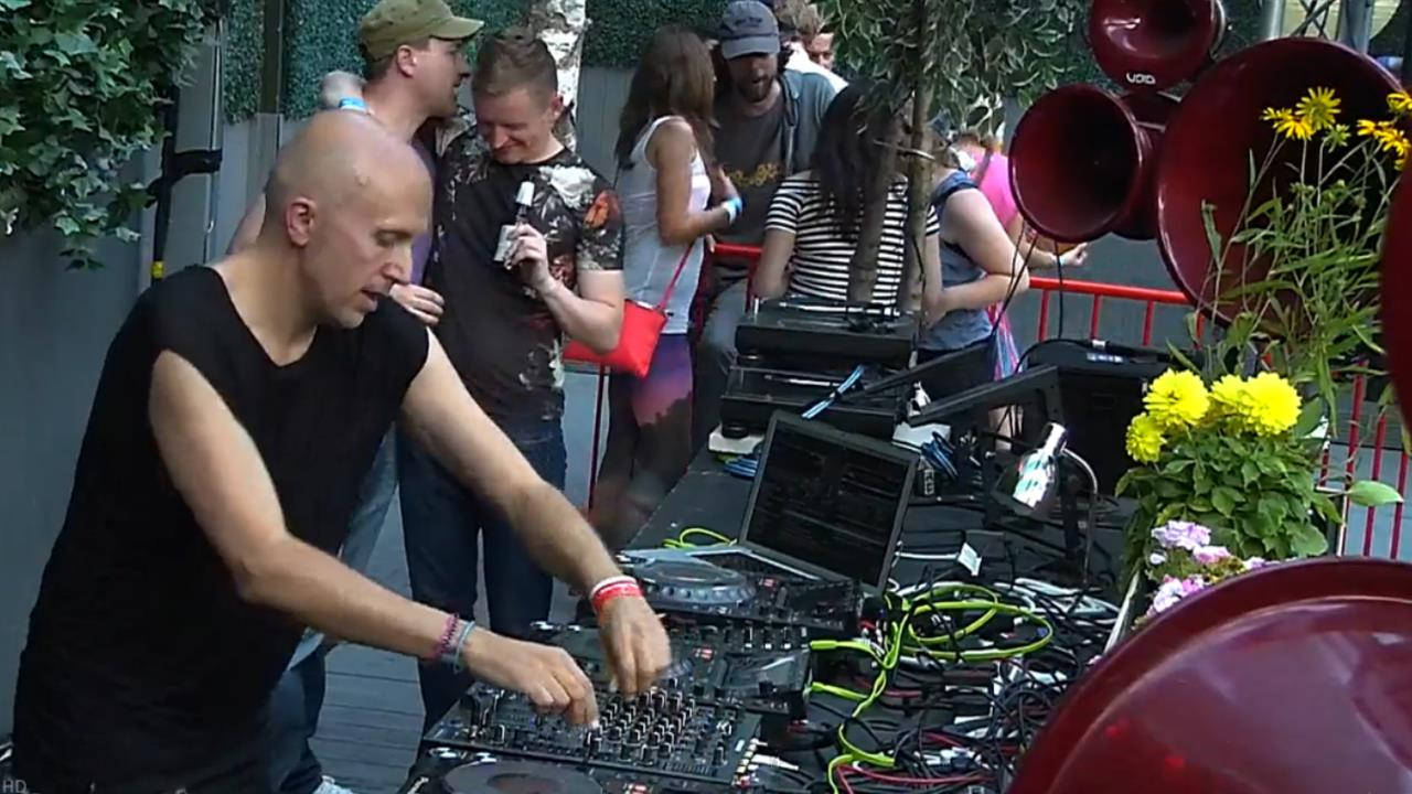 Lee Burridge - Live @ All I Dream Of London In Summer 2015