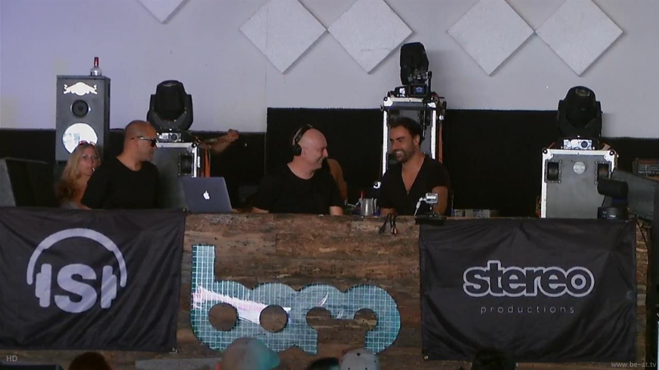 Yousef and Stefano Noferini - Live @ The BPM Festival 2016, Stereo Producations, Wah Wah Beach Bar