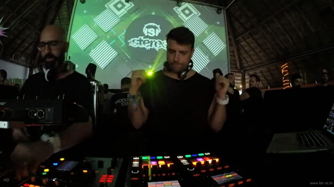 Chus & Ceballos - Live @ The BPM Festival 2016, Stereo Productions, Wah Wah Beach