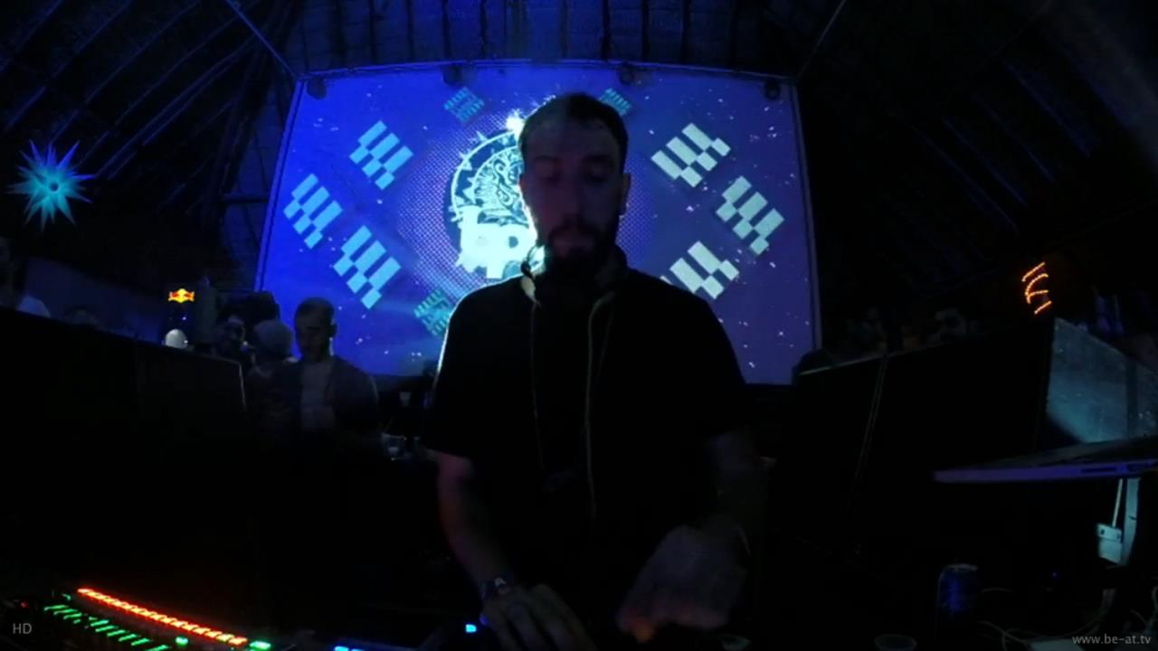 Rafa Barrios - Live @ The BPM Festival 2016, Stereo Productions, Wah Wah Beach