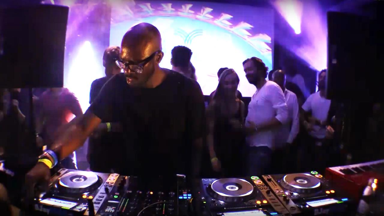 Black Coffee - Live @ Boiler Room ADE X Bridges For Music 2016