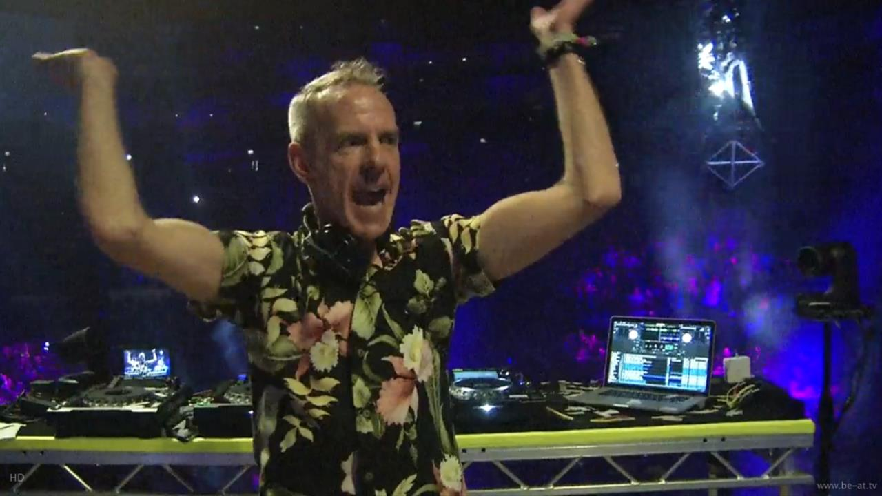 Fatboy Slim - Live @ The O2 Arena 2016