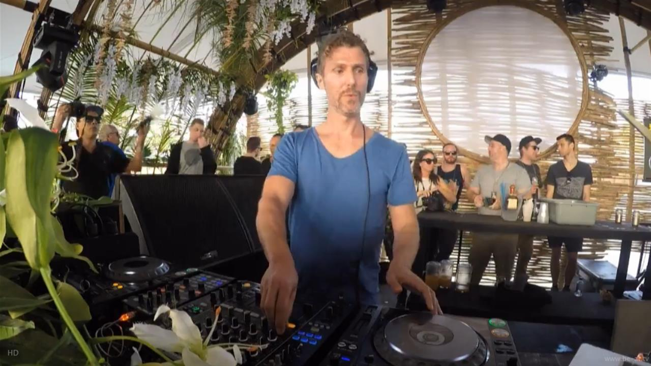 Josh Wink - Live @ The BPM Festival 2017, Saura, Martina Beach