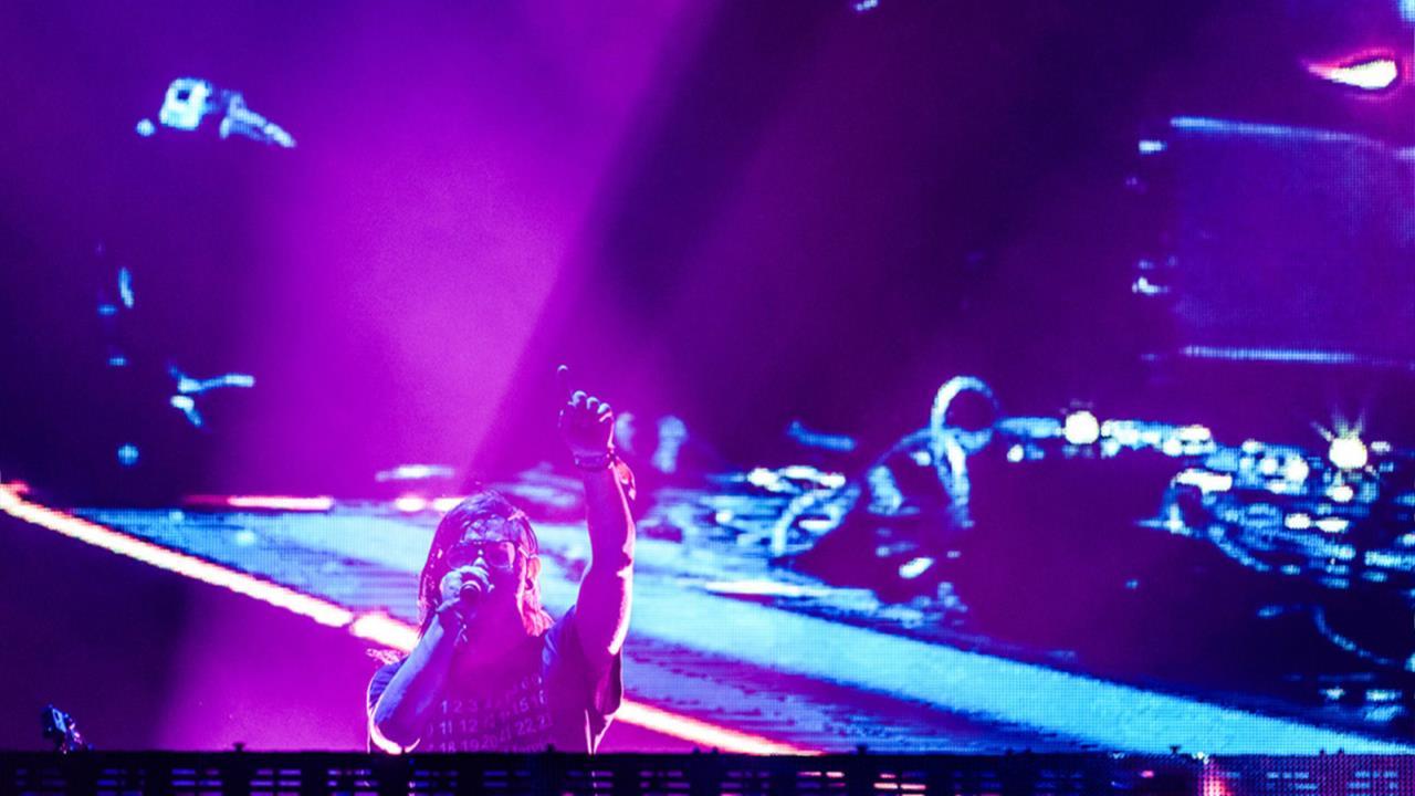 Skrillex - Live @ Sonar Festival Barcelona 2015