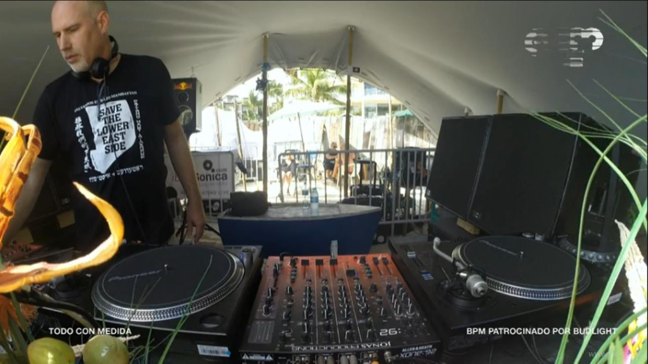 Daniel Bell - Live @ The BPM Festival 2017, Detroit Love, Canibal Royale