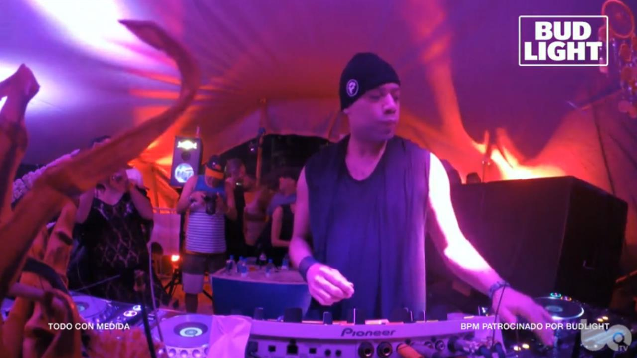 Carl Craig - Live @ The BPM Festival 2017, Detroit Love, Canibal Royale