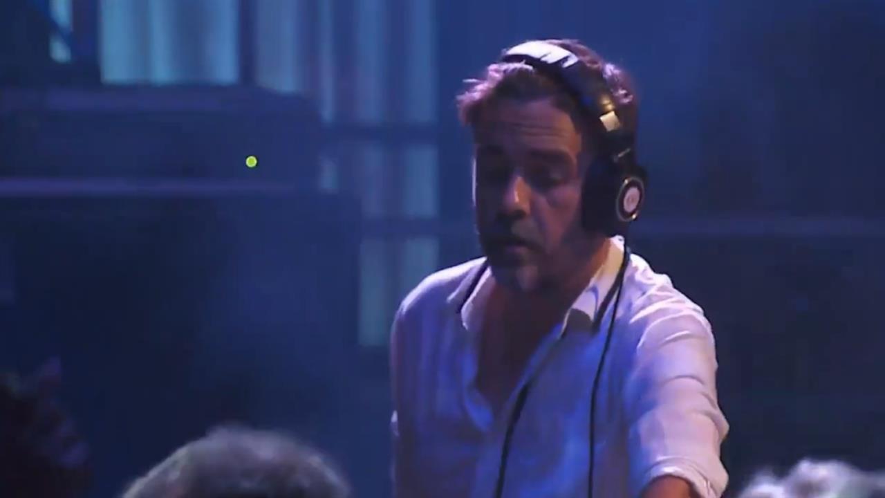 Laurent Garnier - Live @ Festival Yeah! 2015