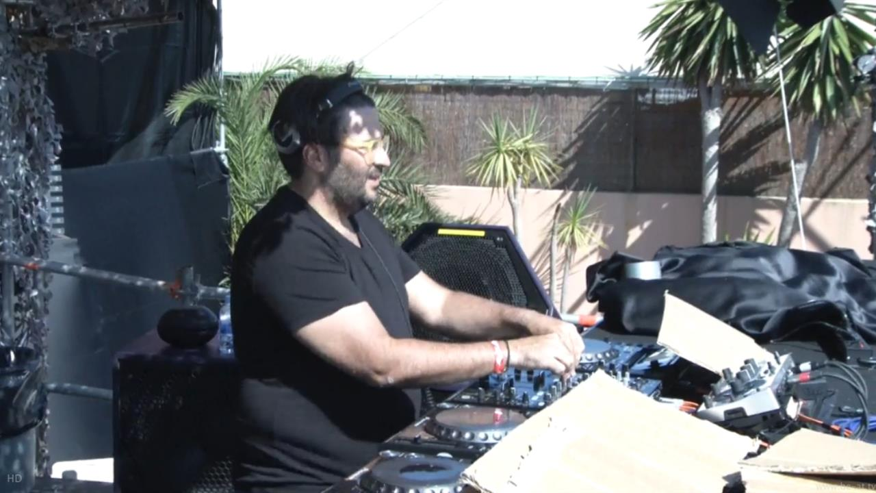 Wally Lopez - Live @ Space Opening Fiesta 2015
