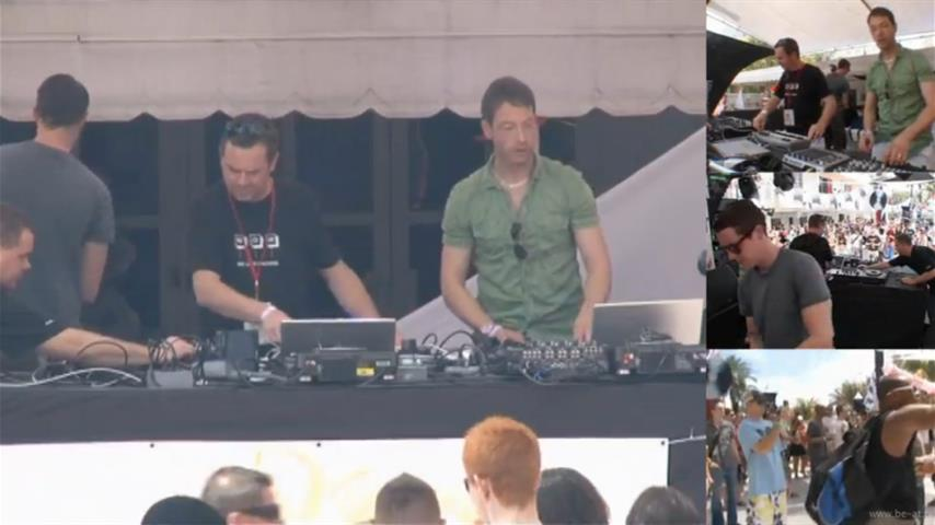 Way Out West - Live @ DJ Mag Pool Party x WMC 2010