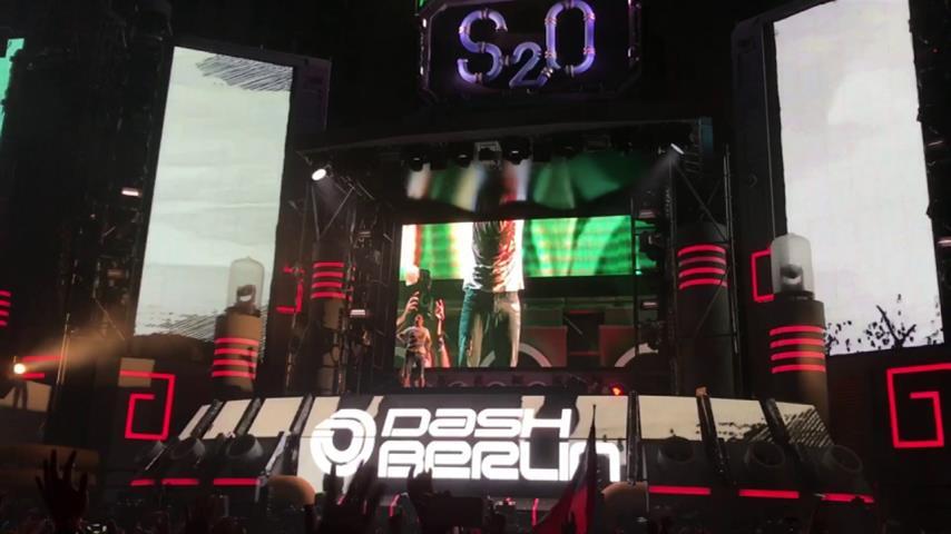 Dash Berlin - Live @ S2O Songkran Music Festival 2017