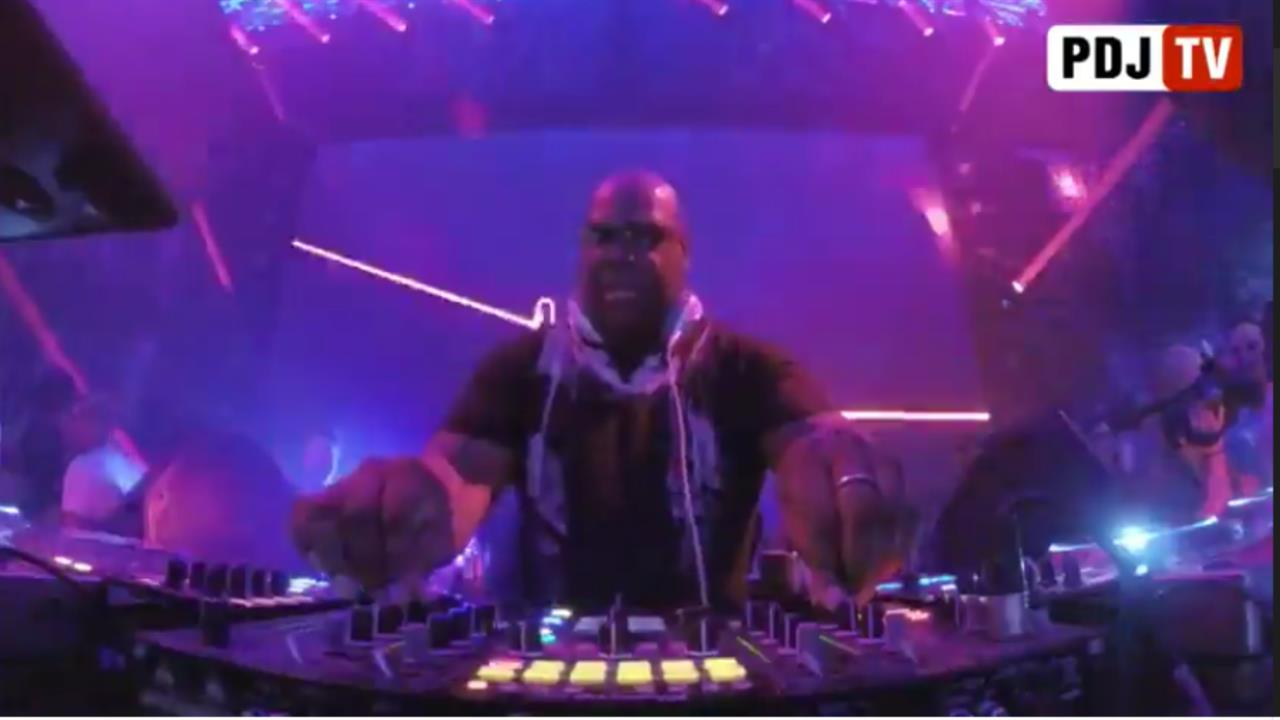 Carl Cox - Live @ 25 anniversary Space Ibiza, Space Moscow 2014