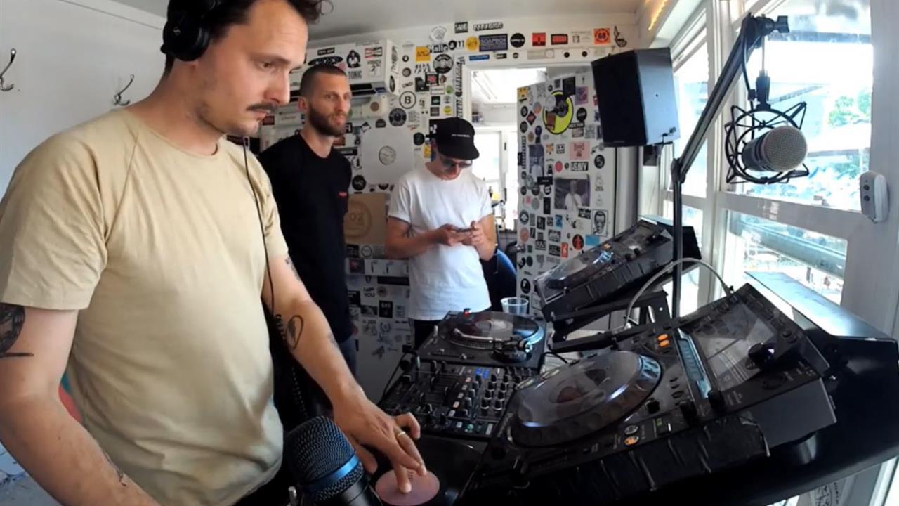 Detroit Swindle - Live @ The Lot Radio 2017
