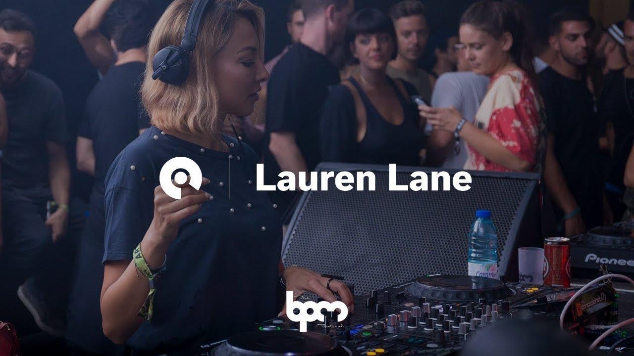 Lauren Lane - Live @ The BPM Portugal 2017