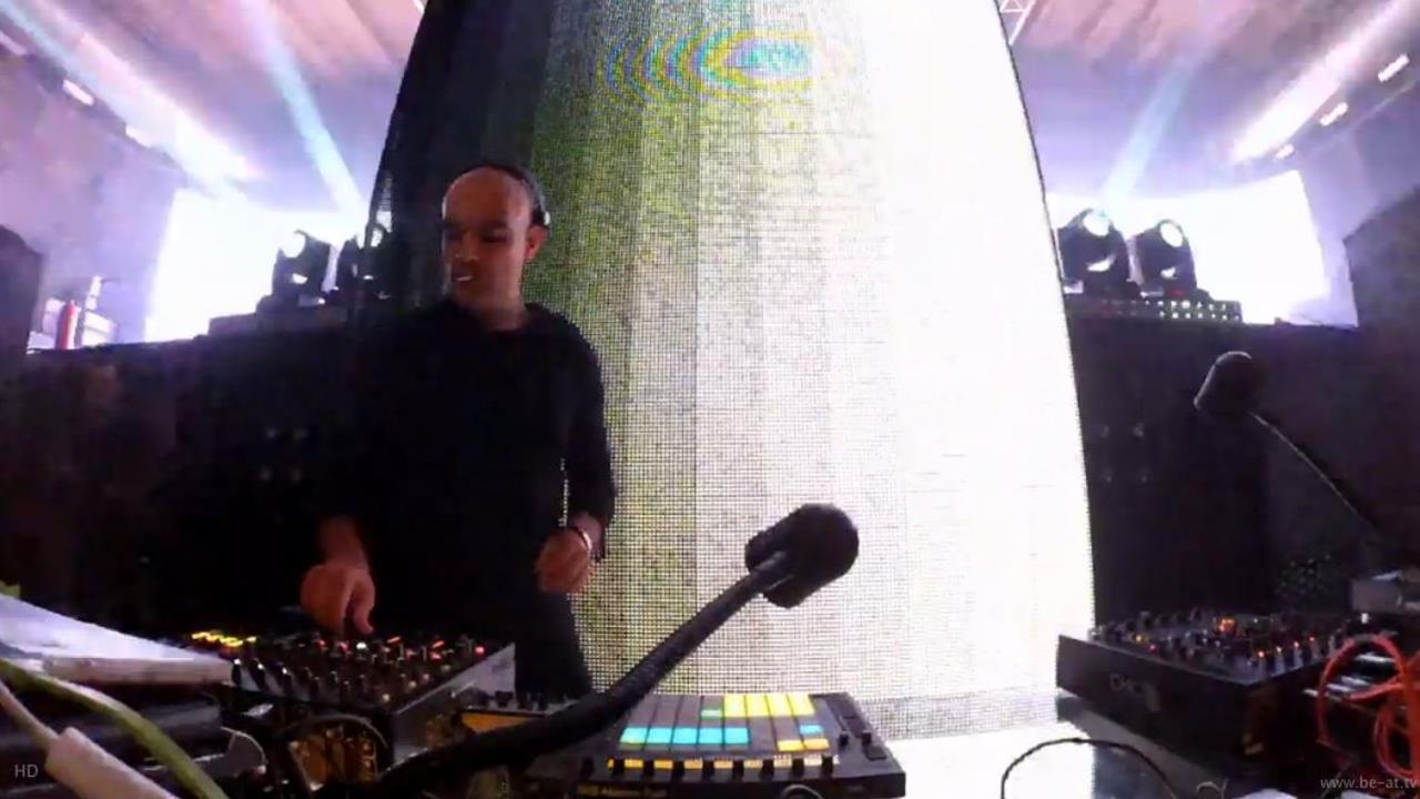 Paco Osuna - Live @ Fabrik Madrid 2017