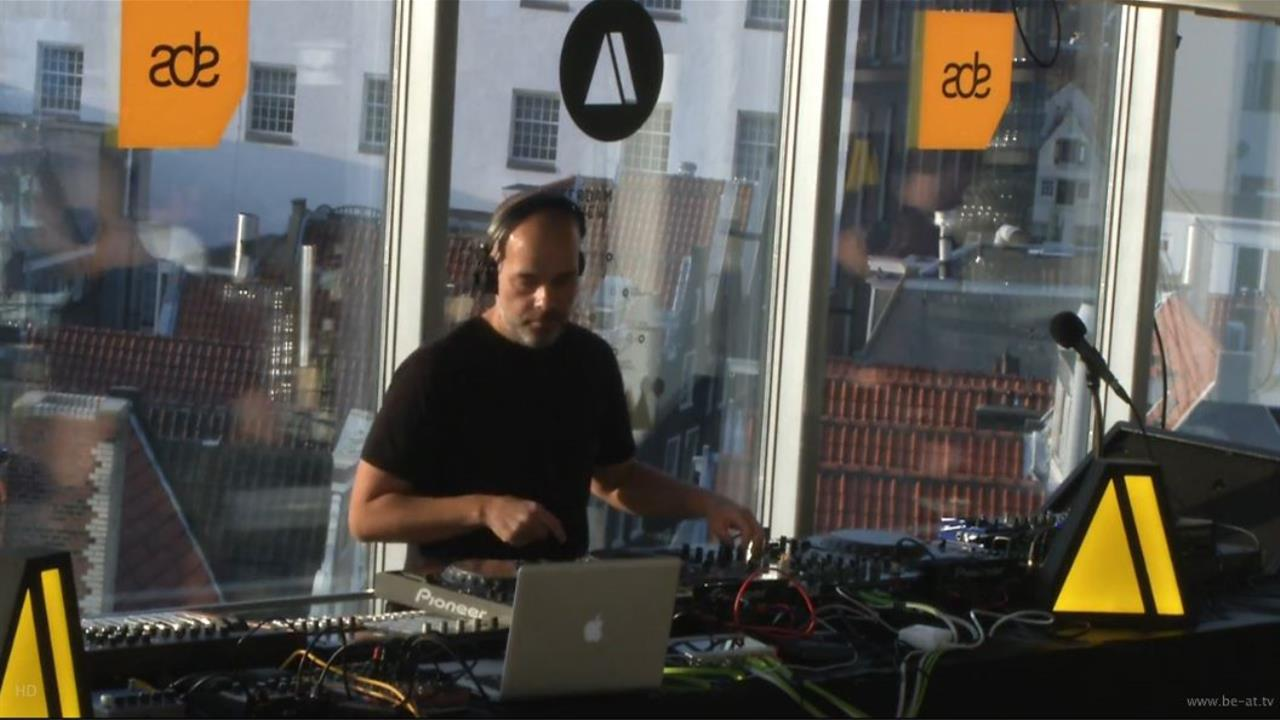 Mountage - Live @ Animo & Friends, Blue Amsterdam x ADE 2017