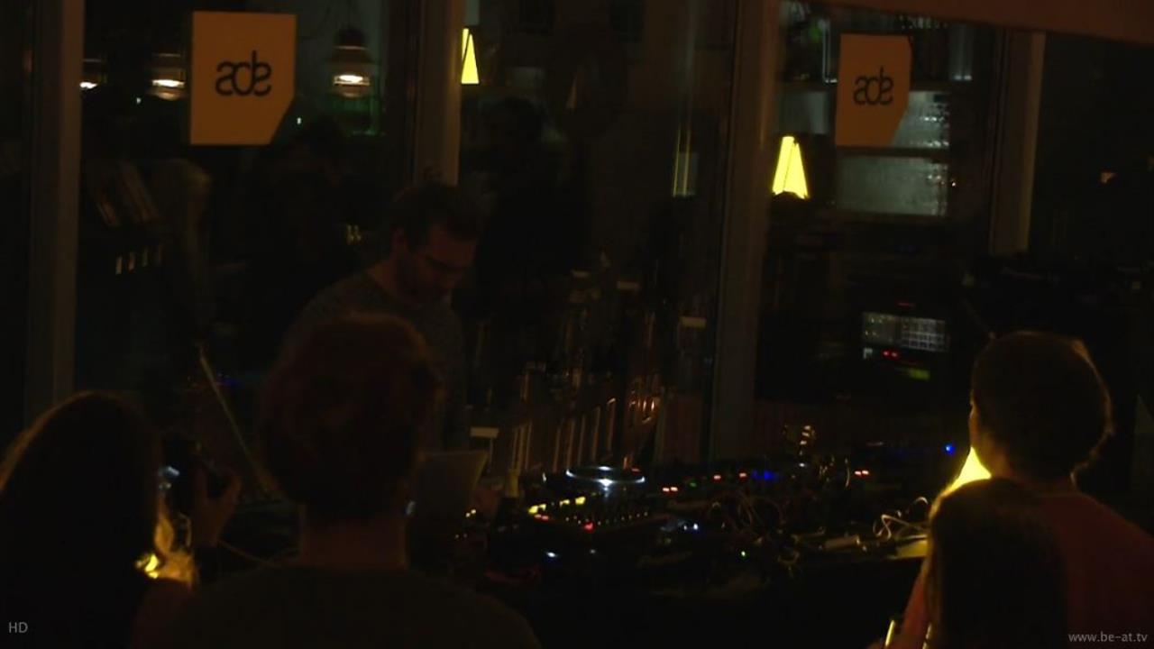 Gabriel Ananda - Live @ Animo & Friends, Blue Amsterdam x ADE 2017