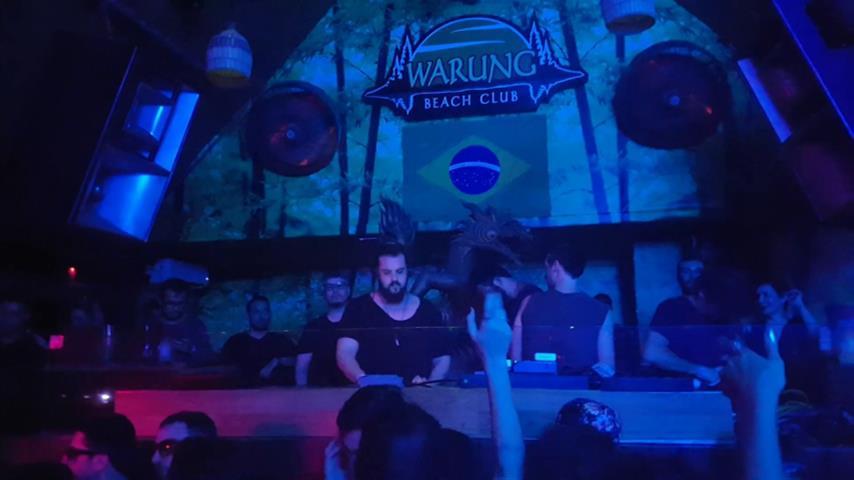 Victor Ruiz - Live @ Warung Beach Club 2017
