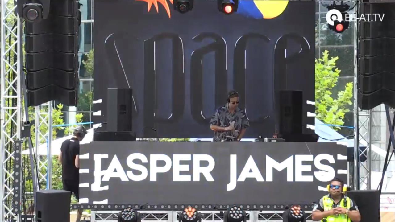 Jasper James - Live @ Space Ibiza Festival Australia NYD 2018