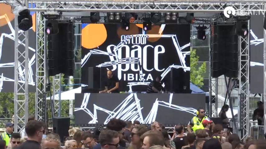Adana Twins - Live @ Space Ibiza Festival Australia 2018