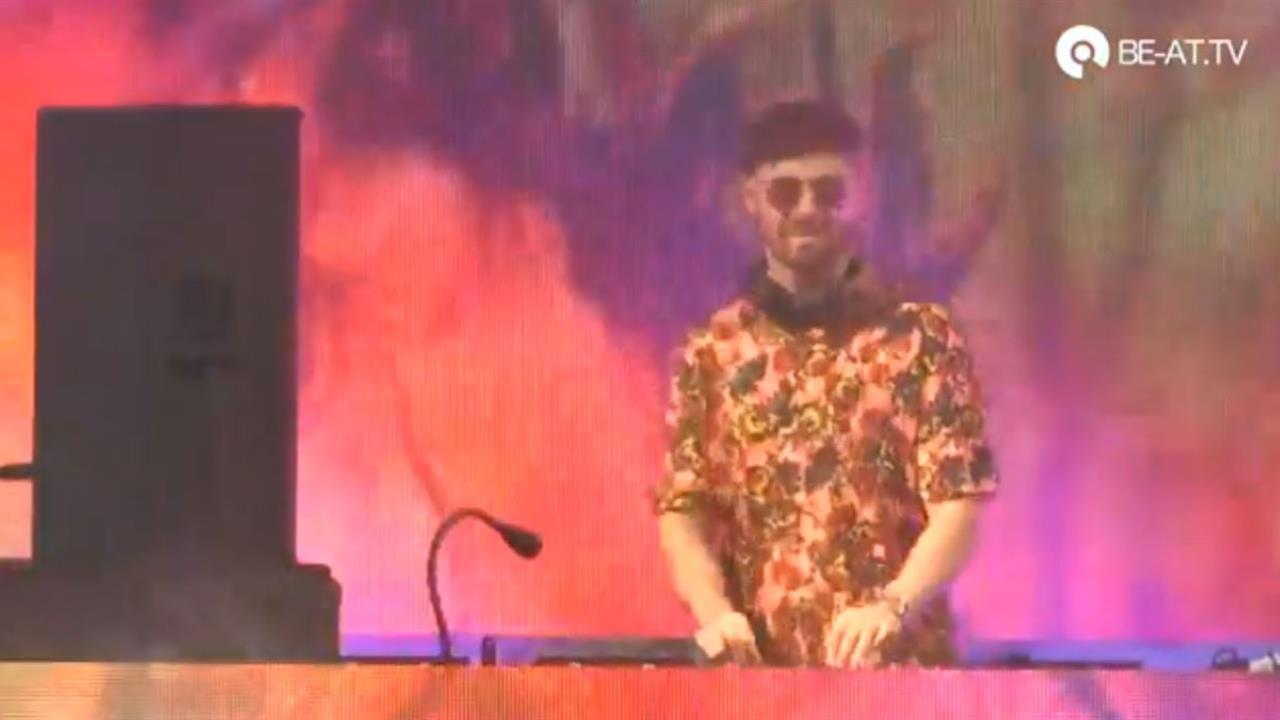 Patrick Topping - Live @ Space Ibiza Festival Australia 2018