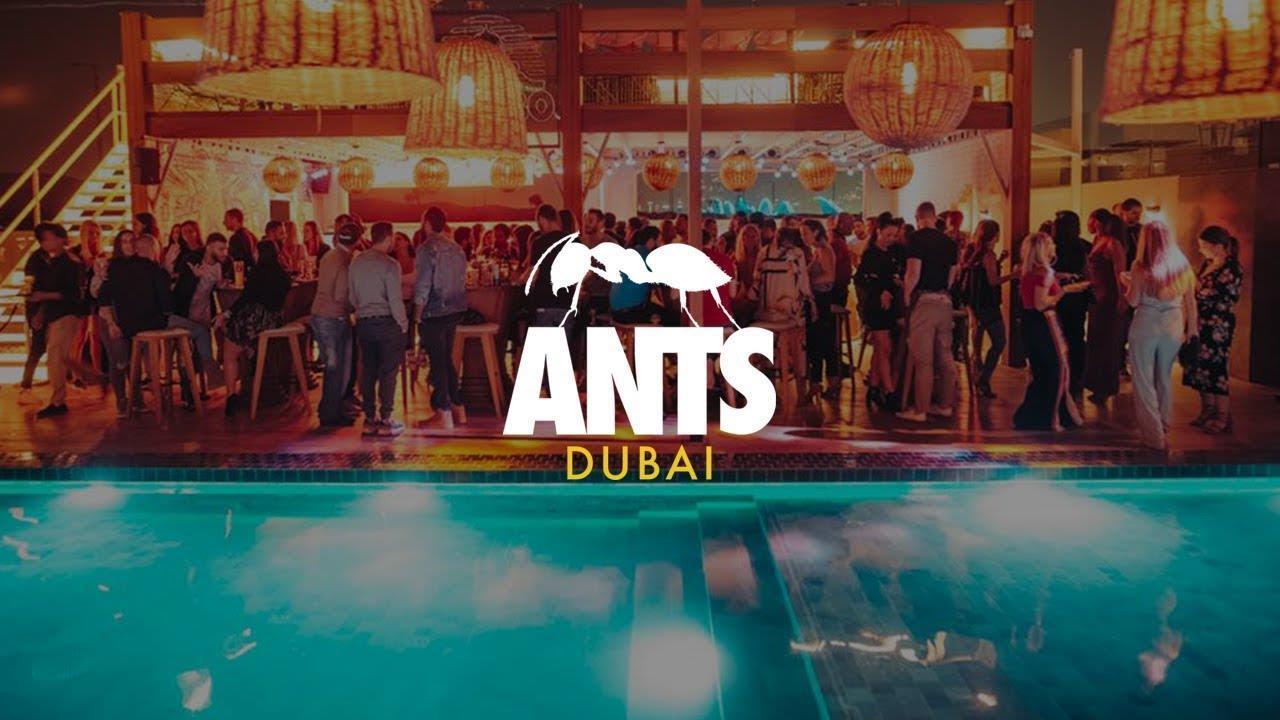 Sasha - Live @ Soho Beach DXB presents: Ants 2018