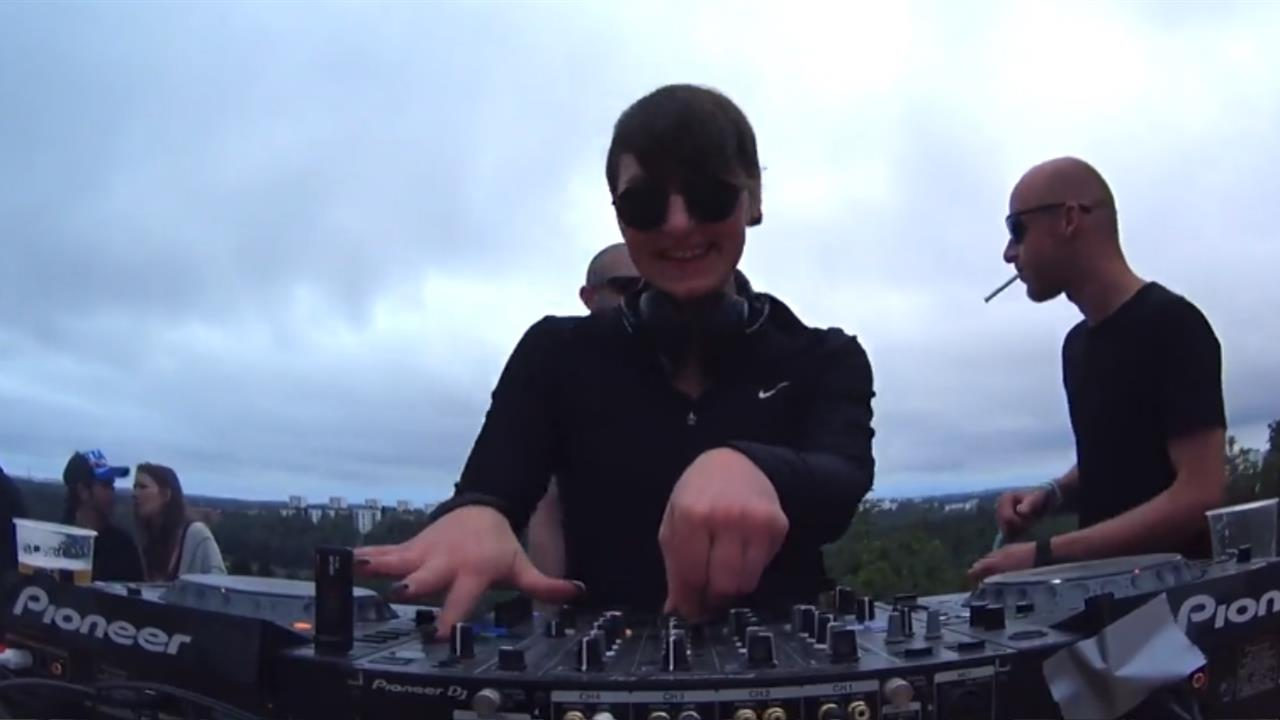 Boris Brejcha b2b Ann Clue - Live @ Smiling Sun Open Air 2017 Part 2
