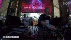 The Black Madonna - Live @ DJ Mag Pool Party Miami 2018
