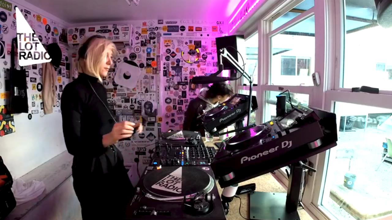 Ellen Allien - Live @ The Lot Radio 2018