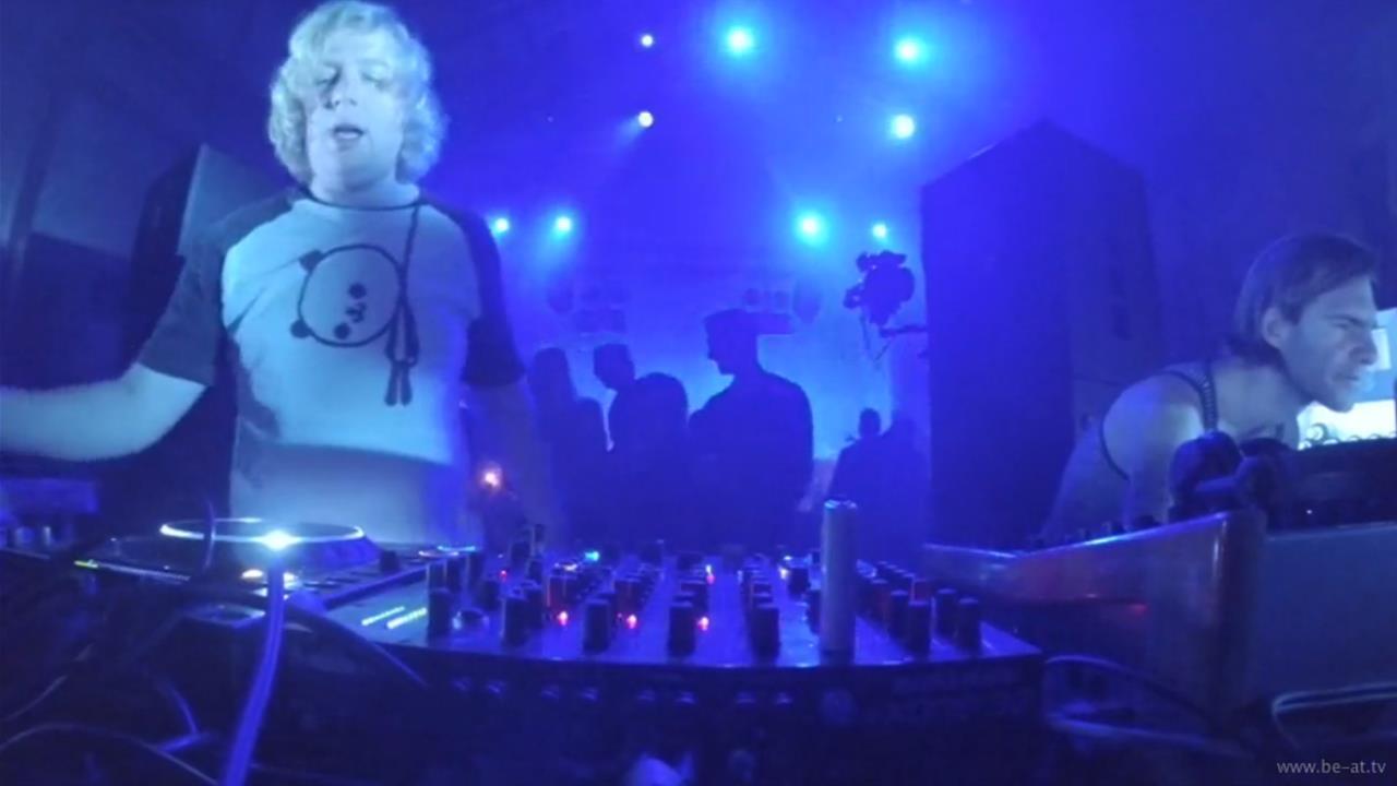 Dominik Eulberg b2b Gabriel Ananda - Live @ ADE 2014: NGTDVSH