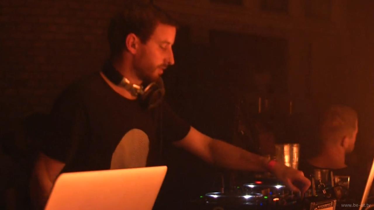 Max Cooper - Live @ Amsterdam Dance Event 2015