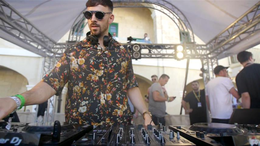 Patrick Topping - Live @ Lost & Found 2018 Castle Party