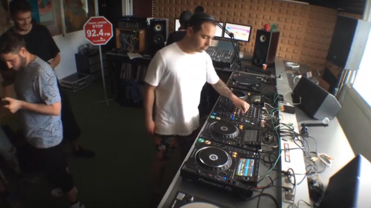 Fuse Crew - Live @ Ibiza Sonica Radio 2016