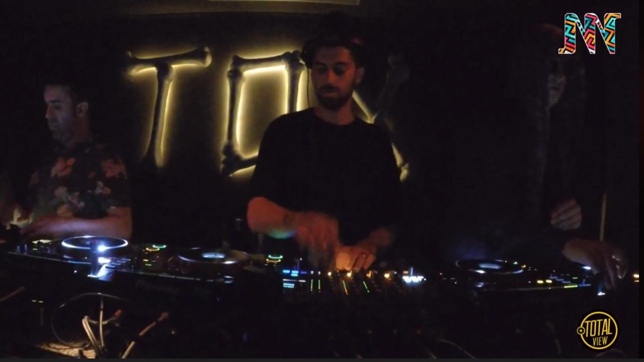 Alex Kennon b2b Asobitai - Live @ Total View x Destino Ibiza Tox Club 2017