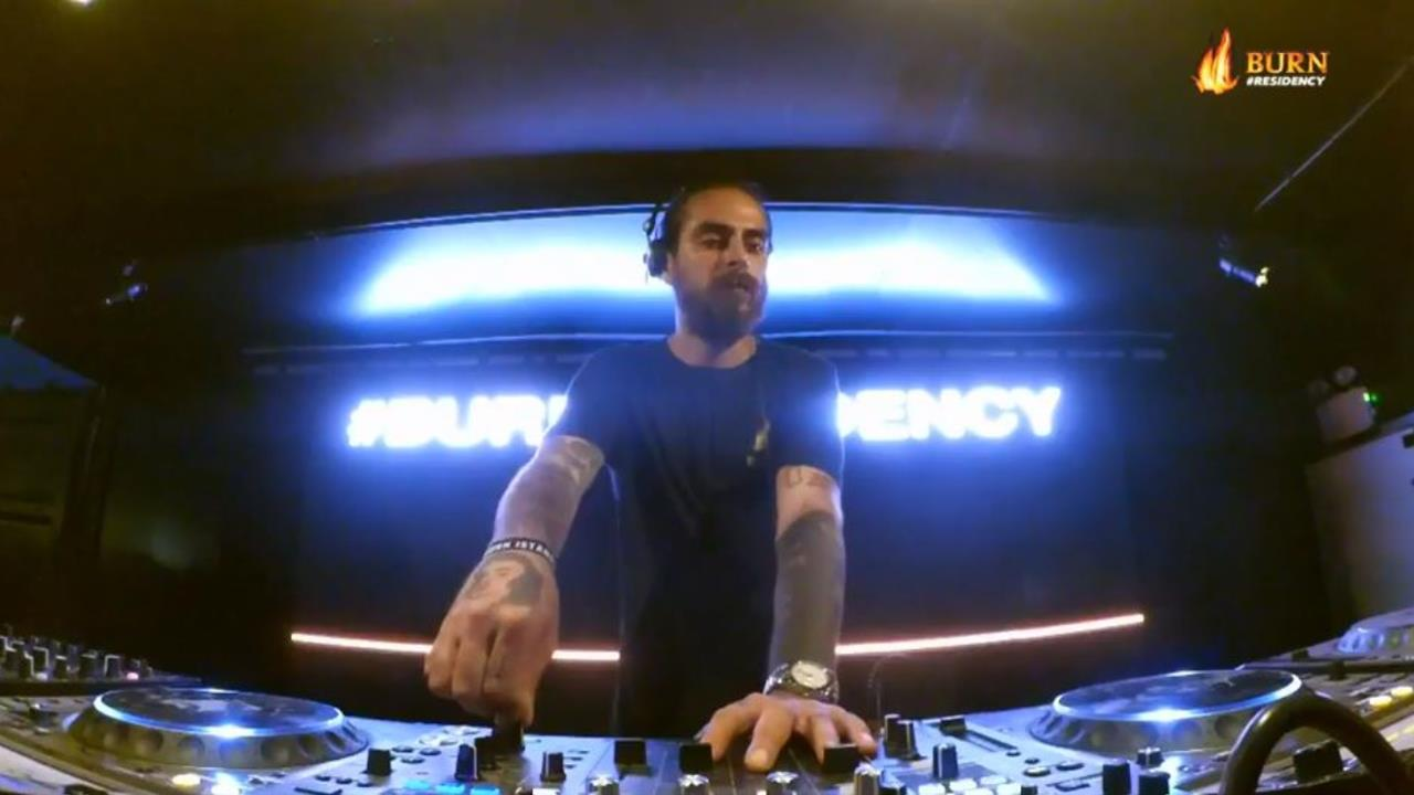 Furkan Kurt - Live @ Big Burn Istanbul 2017