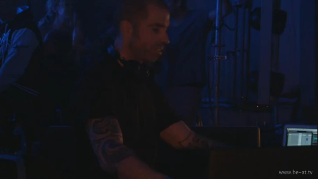 Chris Liebing - Live @ CLR Warehouse Party 2013, Studio 80