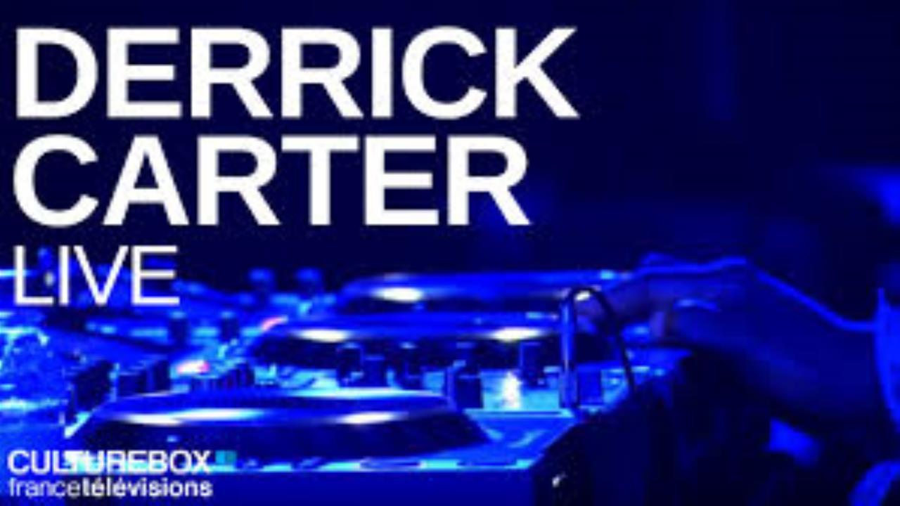 Derrick Carter - Live @ Sonar Festival 2017