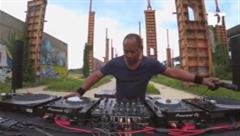 Derrick May - Live @ La Stampa Futur Beats x Parco Dora in Torino 2018