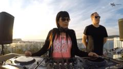 Christian Smith and Fatima Hajji - Live @ Fiesta & Bullshit x Sol House, Ibiza 2018