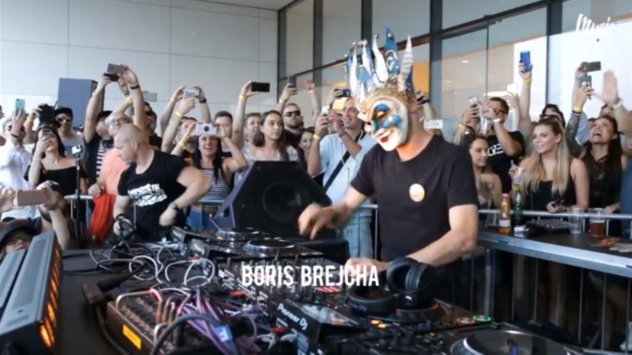 Boris Brejcha - Live @ Bevip Prague 2018