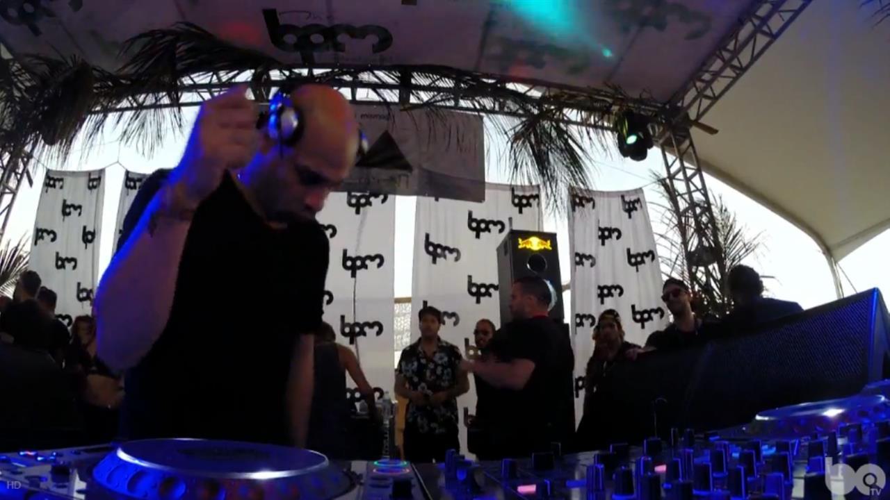 Dennis Ferrer - Live @ The BPM Festival 2015 No. 19 Social Experiment
