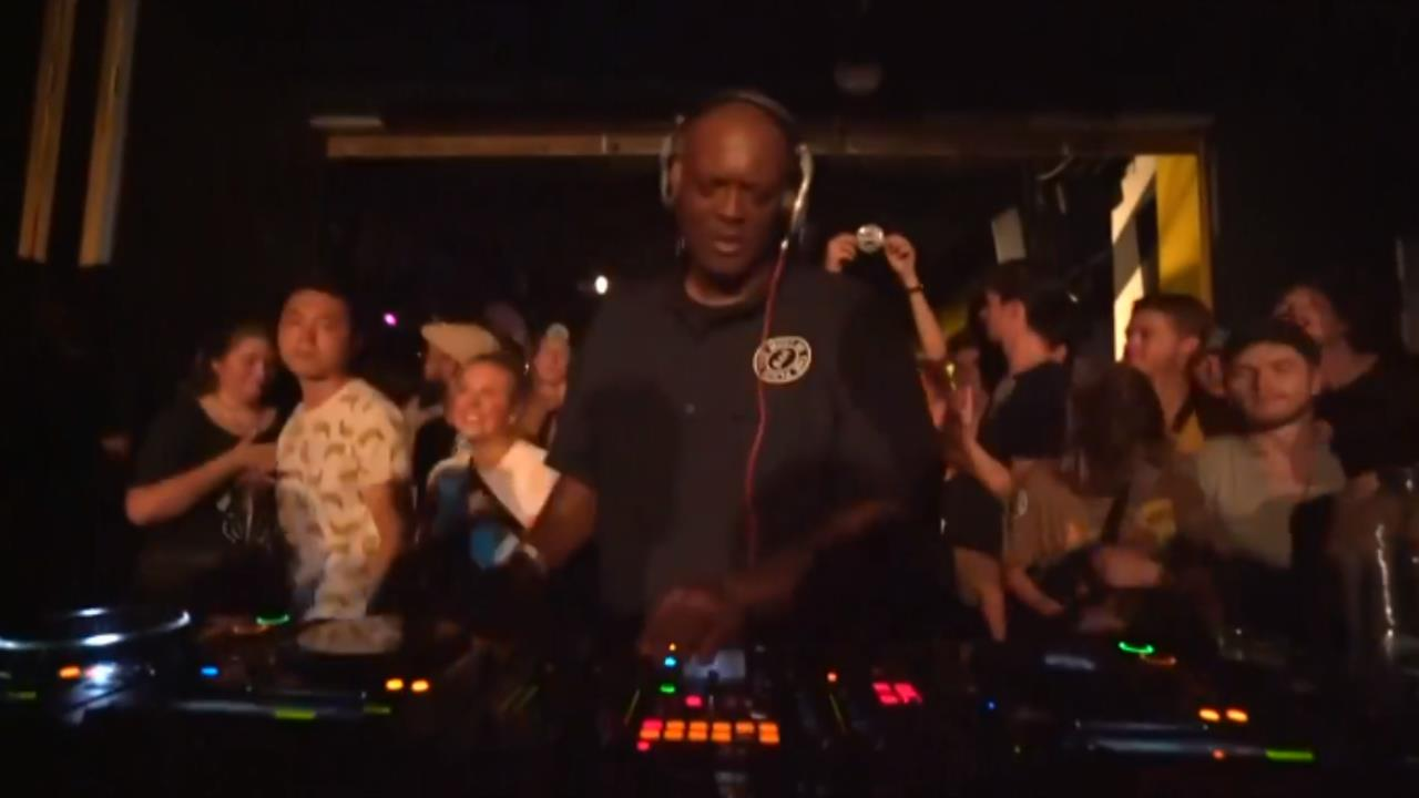 DJ Rush - Live @ Boiler Room Rotterdam 2018