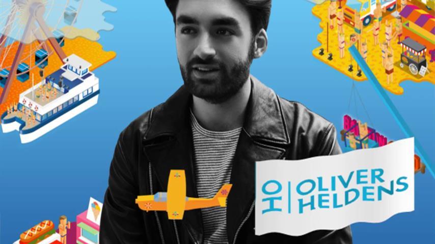 Oliver Heldens - Live @ Balaton Sound Festival 2018