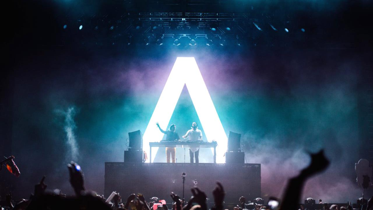 Axwell Λ Ingrosso - Live @ Ultra Europe 2018