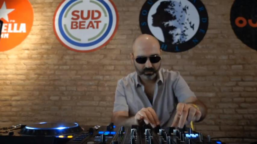 Neonlogic - Live @ Sudbeat & The Soundgarden x Antiga Fàbrica Estrella Damm 2018