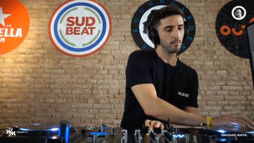 Graziano Raffa - Live @ Sudbeat & The Soundgarden x Antiga Fàbrica Estrella Damm 2018