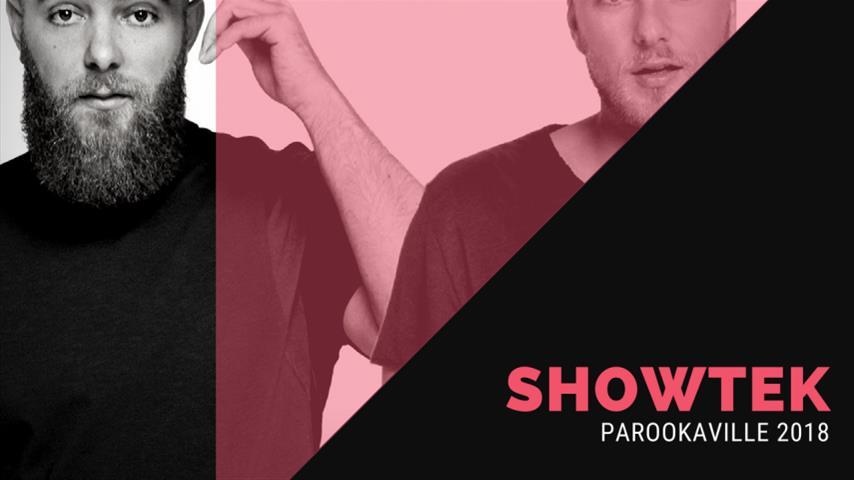 Showtek - Live @ ParookaVille 2018